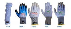 Guantes anti corte Cut & feel