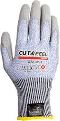 Nueva gama guantes protección corte Cut & Feel de JUBA