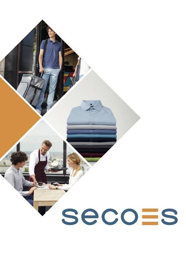 Portada catálogo Secoes vestuario laboral 2020