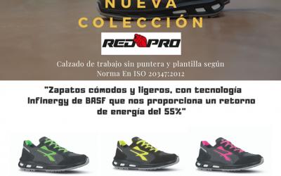 Comprar zapatillas Red Pro para máxima comodidad trabajando de pie