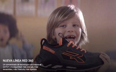 ¿Por qué comprar calzado de seguridad U-Power Red 360?