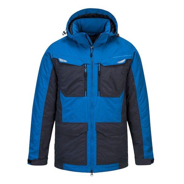 Chaqueta de invierno WX3 Winter azul de Portwest